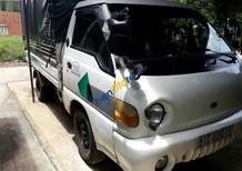 Bán xe cũ Hyundai Porter màu trắng, đời 1999, xe gia đình sử dụng, gầm bệ chắc, máy êm và khỏe