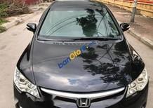 Bán ô tô Honda Civic 2.0 AT sản xuất năm 2008, màu đen chính chủ