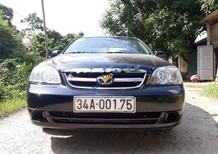 Bán Daewoo Lacetti EX sản xuất năm 2010, màu đen, giá 234tr