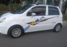 Xe Daewoo Matiz MT năm sản xuất 2007, màu trắng chính chủ