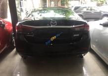 Cần bán gấp Mazda 6 2.5AT năm 2014, màu đen
