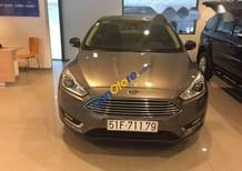 Xe Ford Focus 1.5 Ecoboost sản xuất 2016, màu xám