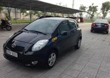 Bán Toyota Yaris 1.3 AT đời 2008, màu đen, xe cán bộ nhà nước nên đi ít, đẹp long lanh