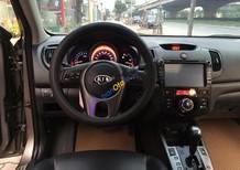 Cần bán xe Kia Forte SLi đời 2010, màu xám, nhập khẩu chính hãng chính chủ, giá chỉ 440 triệu