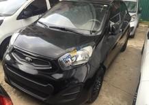 Cần bán xe Kia Morning Van 1.0 AT đời 2014, màu đen, sử dụng tốt, vận hành an toàn