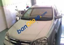 Xe Daewoo Lacetti MT năm sản xuất 2010, màu bạc