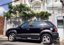 Cần bán Hyundai Tucson 2.0 4WD đời 2010, màu đen, nhập khẩu chính hãng số tự động, giá chỉ 485 triệu