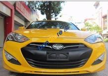 Bán Hyundai Genesis năm 2012, màu vàng, nguyên bản, máy móc êm ái