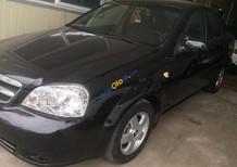 Xe Daewoo Lacetti EX năm sản xuất 2011, màu đen như mới, giá tốt