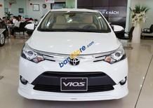 Toyota Vũng Tàu bán Vios TRD đời 2017, màu trắng 586 triệu