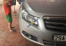 Cần bán lại xe Daewoo Lacetti SE sản xuất 2009, màu bạc, xe nhập chính chủ, giá chỉ 292 triệu