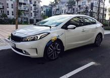 Cần bán lại xe Kia Cerato 2.0AT đời 2016, màu trắng chính chủ