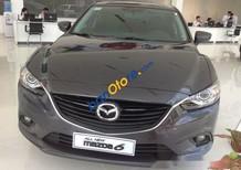 Bán xe Mazda 6 2.5 năm sản xuất 2016, màu nâu số tự động