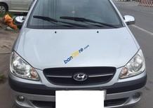 Xe Hyundai Getz đời 2009, màu bạc, nhập, số sàn, zin đẹp