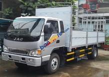 Cần bán Jac HFC 4T9 + Sản xuất 2018+ Màu bạc+ Giá 380tr