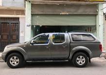Bán Nissan Navara LE 4x4 2011, màu xám, nhập khẩu chính hãng còn mới, 379 triệu