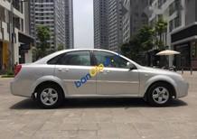 Bán lại xe Daewoo Lacetti EX 1.6 Đk 2010 màu bạc