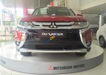 Bán Mitsubishi Outlander 2.4 CVT đời 2017, màu đỏ, nhập khẩu