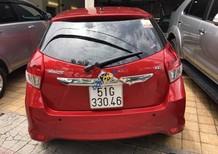 Hiền Toyota chi nhánh Bình Triệu cần bán Toyota Yaris màu đỏ đời 2017