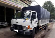 Bán xe tải HD99 6.5 tấn, thùng mui bạt
