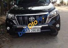Bán Toyota Prado AT đời 2013, màu đen