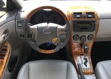 Bán Toyota Corolla XLi 1.6AT đời 2008, màu xanh lam, xe nhập số tự động