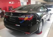 Bán ô tô Toyota Camry 2.0E đời 2017, màu đen