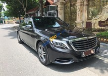 Cần bán xe Mercedes S400 sản xuất 2014, màu đen