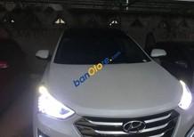 Chính chủ bán Hyundai Santa Fe đời 2015, màu trắng