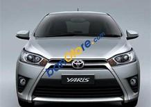 Bán Toyota Yaris G đời 2017, xe mới, màu bạc