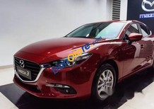 Bán xe Mazda 3 Facelift đời 2017, mới, màu đỏ