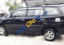 Cần bán xe Toyota Innova G 2006, màu đen chính chủ