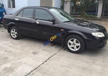 Cần bán lại xe Mazda 323 đời 2003, màu đen giá cạnh tranh
