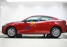 Bán xe Mazda 3 đời 2017, màu đỏ