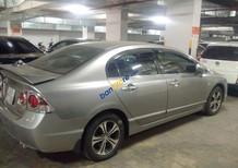 Bán Honda Civic 1.8 MT đời 2007, màu bạc