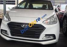 Bán Hyundai Grand i10 sản xuất năm 2017, màu trắng, 350 triệu