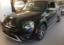 Bán Volkswagen Beetle Dune giá rẻ, màu đen, nhập khẩu nguyên chiếc - LH: 0978877754