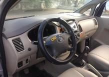 Cần bán lại xe Toyota Innova G đời 2010, màu bạc, giá tốt
