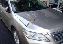 Chính chủ bán xe Toyota Camry đời 2012, màu vàng