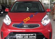 Cần bán Kia Morning AT năm 2015, màu đỏ số tự động, giá tốt