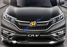 Bán ô tô Honda CR V 2.0L 2017, màu đen