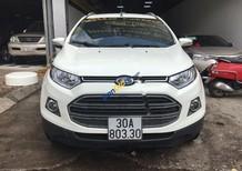 Bán xe Ford EcoSport Titanium 1.5AT đời 2016, màu trắng số tự động giá cạnh tranh