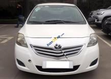 Bán xe Toyota Vios Limo đời 2012, màu trắng