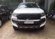 Chính chủ bán xe Ford Ranger WildTrak 3.2 đời 2016, màu trắng, nhập khẩu