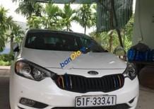 Cần bán Kia K3 2.0 năm 2015, màu trắng số tự động, giá 620tr