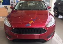 Bán xe Ford Focus Trend 1.5AT sản xuất năm 2017, màu đỏ, 625tr