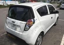 Cần bán gấp Chevrolet Spark đời 2012, màu trắng số sàn