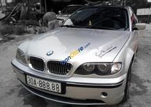 Bán BMW 3 Series 325i đời 2003, màu bạc, giá 340tr