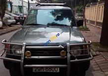 Cần bán gấp Mitsubishi Pajero đời 2001 số sàn