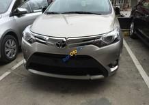 Bán Toyota Vios G đời 2017, màu ghi vàng, giá cạnh tranh